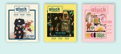 Revista Gluck on Behance