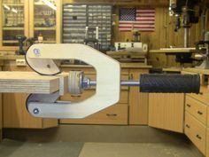 $3 One Handed Shopmade Edge Clamp - by corydoras @ LumberJocks.com ~ woodworking community