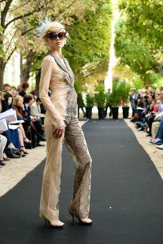 Couture by on aura tout vu Winter 2009 - 2010 Haute Couture Fashion Week Paris