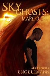 """""""engaging and fun to the last drop"""" 5 stars for Sky Ghosts Marco by Alexandra Engellmann http://purejonel.blogspot.ca/2016/01/SG.html"""