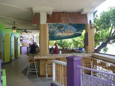 Joe's Rum Hut, St. John, USVI