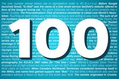 100 Amazing Facts Everyone Should Know