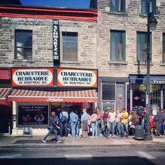 Schwartz's Montreal Hebrew Delicatessen en Montreal, QC