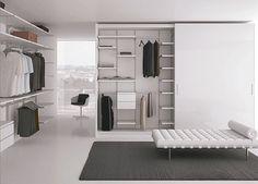Impressive Yet Elegant Walk-In Closet Ideas