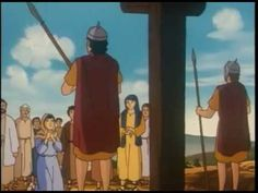 Bible Stories - New Testament_ The Crucifixion