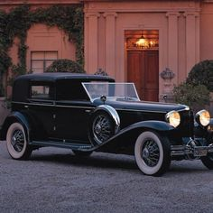 1930 Cord  L29 (Front Drive)/Town Car at The Nethercutt Museum Sylmar, CA #Kids #Events