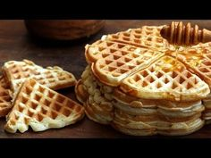 Homemade Belgian Waffle Recipe The Salty Marshmallow. Homemade Waffles :: Home Cooking Adventure. Homemade Belgian Waffle Recipe The Salty Marshmallow. Waffle Batter Recipe, Easy Waffle Recipe, Waffle Recipes, Homemade Crescent Rolls, Nutritional Value Of Eggs, Homemade Waffles, Homemade Recipe, Breakfast Recipes, Cooking Recipes