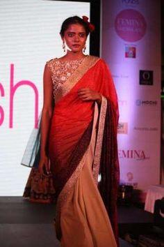Jashn sponsors ethnic wear for 'Femina Showcase' 2016