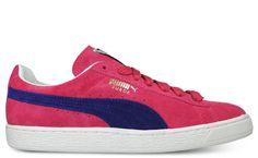 Puma Suede Pink/Purple