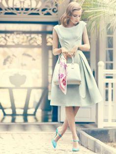 Платок на сумке