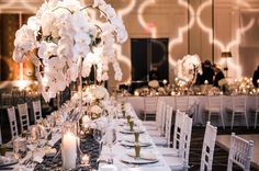 We're loving the elegant vibe of the Hutton Hotel in downtown Nashville. Connect with them @huttonweddings or click on the above image. Photo credit: Joy Marie Photography