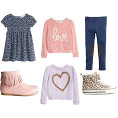 Girls H & M sale picks by luisafisher on Polyvore featuring H&M