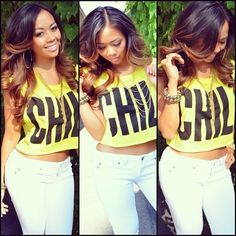 Recreate this look with 3 bundles of Naturally Yours Brazilian body wave: www.naturallyyourshairco.com