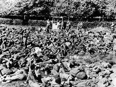 Photo d'actualité : Dieppe Raid, allied POWs, August 1942 Dieppe Raid, Modern History, Troops, Wwii, Dolores Park, Anonymous, Military, Black, Porto