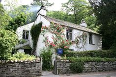 Dove Cottage, England...where poet William Wordsworth lived for a time with his family.