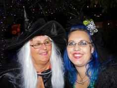 My mom and me Witches night out at Gardner village