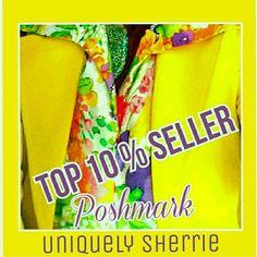Uniquely Sherrie @ Poshmark.com Sizes 2-5X