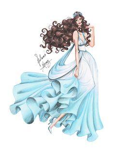 The Air Bride Design by Glimmerwood www.glimmerwoodbridal.com Concept art by Guillermo Meraz
