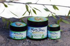 Mary Janes Medicinals Salves - Boulder Wellness Center