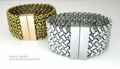 Azteca Bracelet PDF Pattern/etsy....ACLPatternsandMore....12.00 stunning!!!