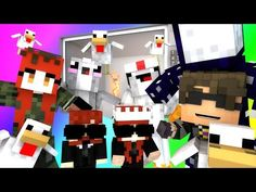 Minecraft Mini-Game : DO NOT LAUGH! (WHAT THE HECK IS THAT THING ROSS?!) w/ Facecam #SkyDoesMinecraft