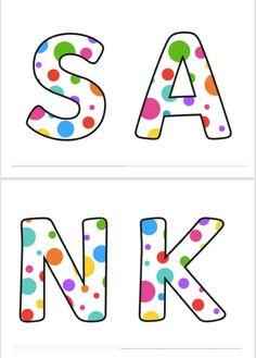 23 Nisan Pano Başlıkları Çiğdem Öğretmen (izinsiz başka sitelerde yayınlamayınız) Diy And Crafts, Crafts For Kids, Paper Crafts, Clown Party, Cute Letters, Educational Activities, Doll Patterns, Special Day, Coloring Pages