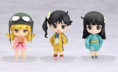 AmiAmi [Character & Hobby Shop]   Nendoroid Petite - Bakemonogatari Set Vol. 3(Released)