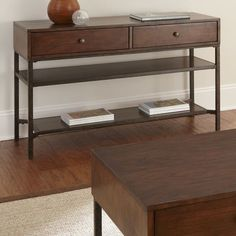 Found it at Wayfair - Stickney Console Table