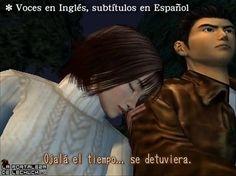 ¡Shenmue traducido al español! ~ La Fortaleza de LeChuck
