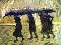 Kees van Dongen - Ombrelles 1903