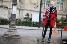On the Street…..Juliana Schurig