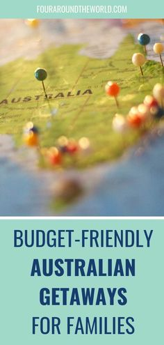 6 Aussie Family Getaways That Won't Break The Bank - Australian travel destinations for the whole family. Keep your Australia travel budget friendly, wi - Australia Holidays, Australia Visa, Visit Australia, Australia Travel, Amazing Destinations, Holiday Destinations, Travel Destinations, Travel Expert, Budget Travel