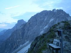 Around Innsbrucker Hütte Tirol
