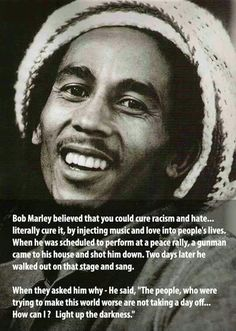 Bob Marley Quotes About Love And Happiness Bob Marley …  Quotes  Pinterest  Bob Marley Bobs And Bob Marley