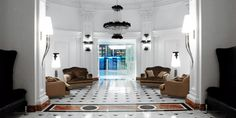 Hotel Leon's Place Roma Italy | Visionnaire Home Philosophy