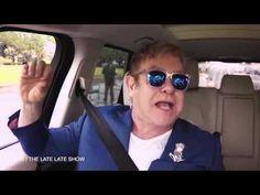 Elton John straps in for Super Bowl version of James Corden's 'Carpool Karaoke'   Star Tribune
