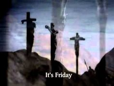 """How powerful everyone should take a bit of time for this ♥ """"Its's Friday... But Sunday's a Coming"""""""
