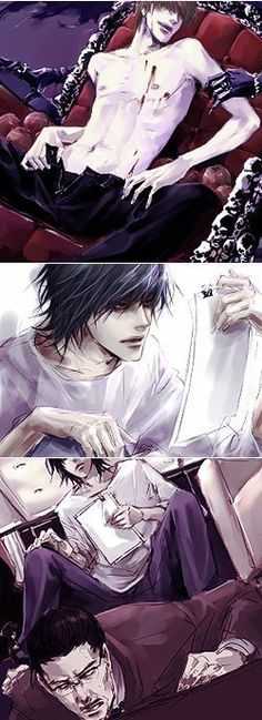 Death Note image set!