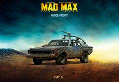 mad max fury road prince valiant