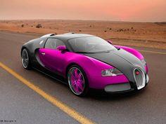 2013 pink Bugatti!
