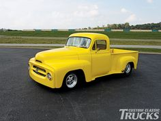 Old International Trucks | 1955 International Harvester R Series Pickup Truck Restored Original ...