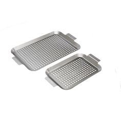 Bull Outdoor Products - 24118 Bull BBQ Stainless Grid Small & Medium Set