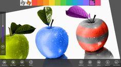 Tweakolor. La miglior app per modifiche color pop delle proprie foto.  Disponibile anche su PC.