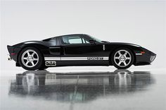 rogeriodemetrio.com: First Complete Factory Prototype Ford GT Auction