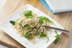 Gluten-Free Quinoa and Garbanzo Bean Salad