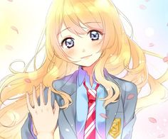 Kaori - Your Lie in April