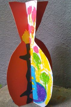 Slotted Sculptures with Henri Matisse