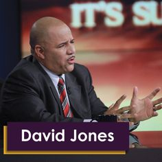"""David Jones had an open vision of what is referred to in the Bible as """"The Day of the Lord."""" He even sensed what was going on and how it affected other people. David says we must get ready!"""