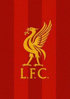 ♠ Liverpool FC Android Wallpaper #LFC #Artwork
