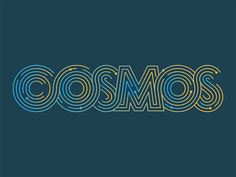 Cosmos by Yoga Perdana  https://dribbble.com/yoga